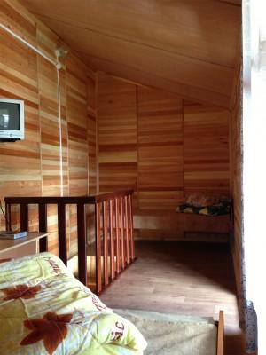 Спальные места в летнем домике