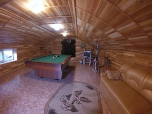 Комната отдыха усадьбы «Парус»